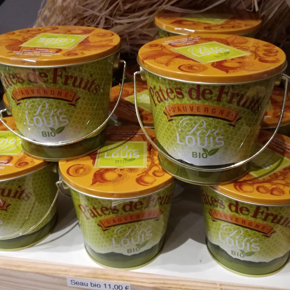 pots de pâtes de fruits cruzilles